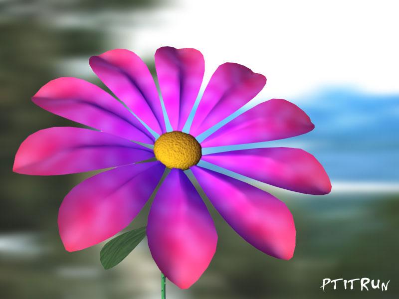 fleur-
